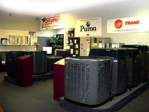 Air Conditioning Jacksonville Consumers Enjoy A Perk That Helps Them Select An Ac Unit S Exactly Right For Their Residence The Snyder Showroom